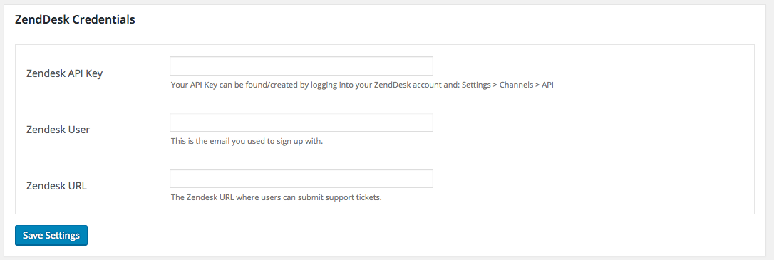 Zendesk Submit Ticket Form WordPress Plugin - Windsor Digital